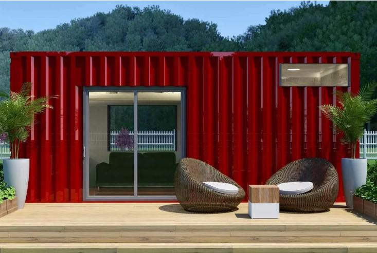 Listen to what people say about the safety of container house