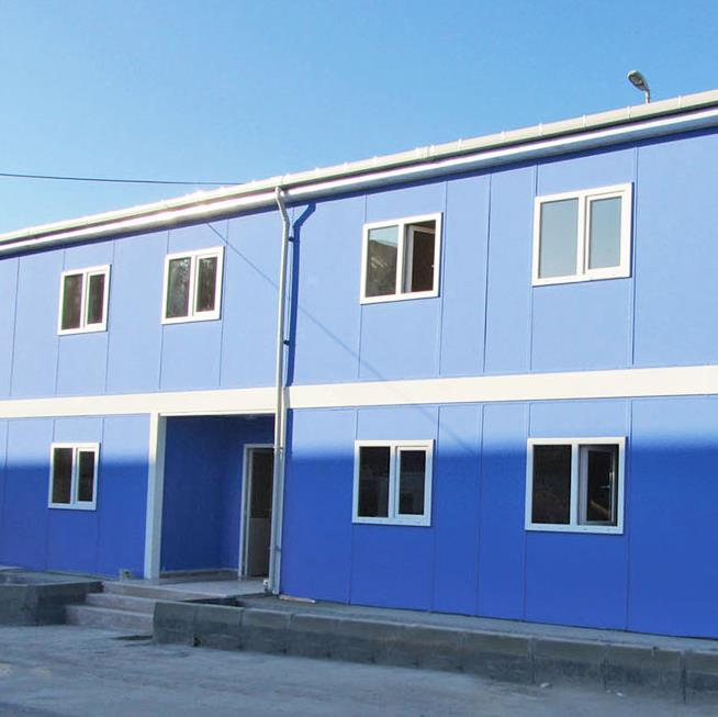 Fast Installation Prefab Shipping Container Clinic Hospital Building
