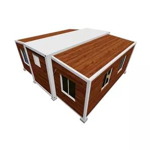 expandable prefabricated container house
