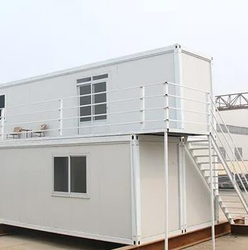 Cheap Mobile Steel Structure Prefabricated House Ready Made House In India