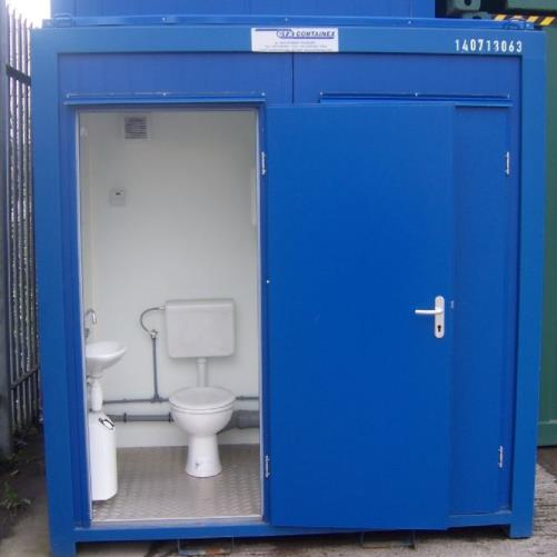 Portable Mobile Home Toilet Cabin For Sale India