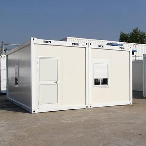China Fast Built Prefab Flat Pack Container Hospital Clinic