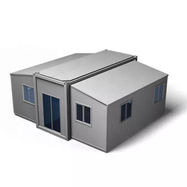 China low cost modern prefabricated modular house