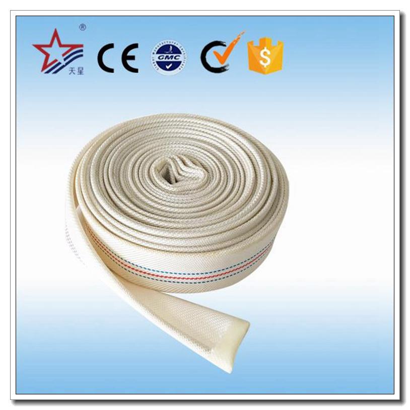 PU fire hose PU fire hose High Pressure PU Lining Fire Hose