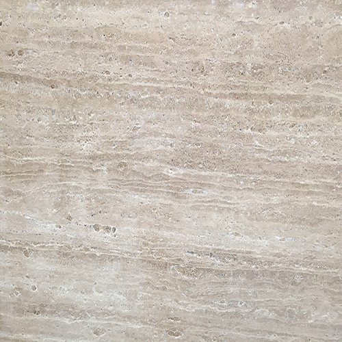 High Quality Coffee Brown Travertine Slab Cutomized Tile Wholesale