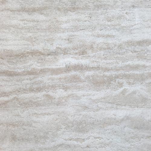 Ivory Travertine Light Slab Tile Cutomized Panel Wholesale