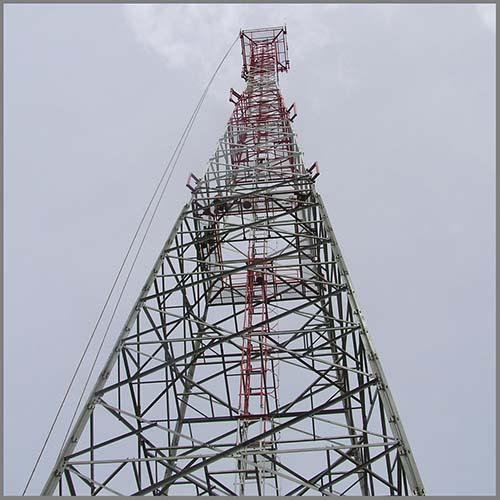 4 Leg Self Supported Angular Tower