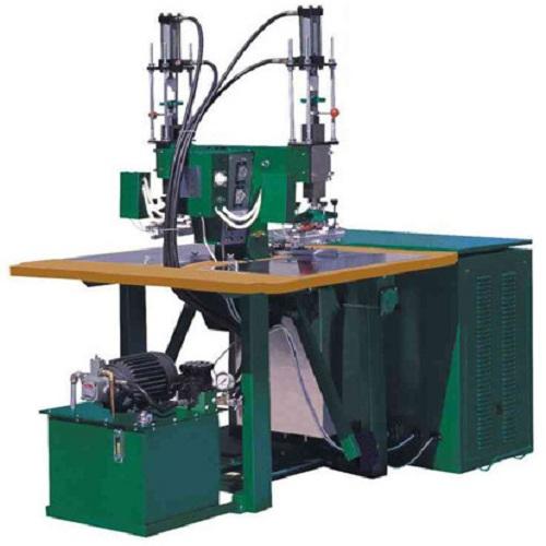 Máquina de soldadura hidráulica de alta frecuencia con cabezal en T
