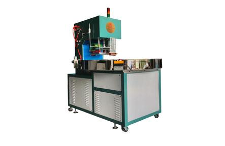 La función de la máquina empacadora de blister de alta frecuencia.