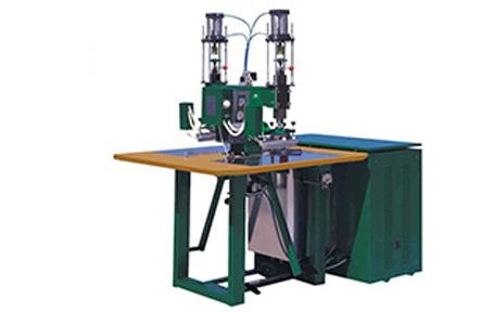 Aplicación de la máquina de soldadura de alta frecuencia con cabezal en T