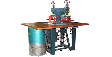 What shall i do if the high frequency welding machine trip?