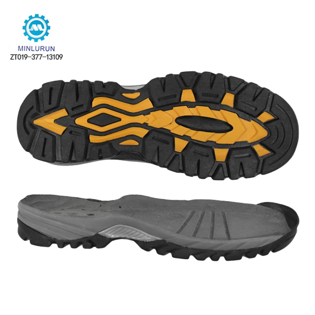 Soles Expert Zero To One New Design Fashional Style Safety Outsoles Rubber Sole Jinjiang Factory Made