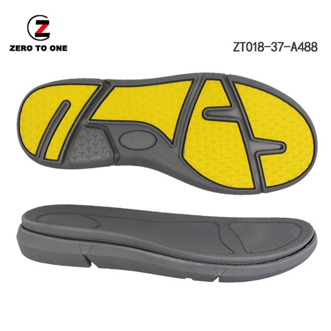 NEW Design Fashion Light Weight Casual Sports Sandal Shoe Sole EVA MD Phylon Sandal Oustole