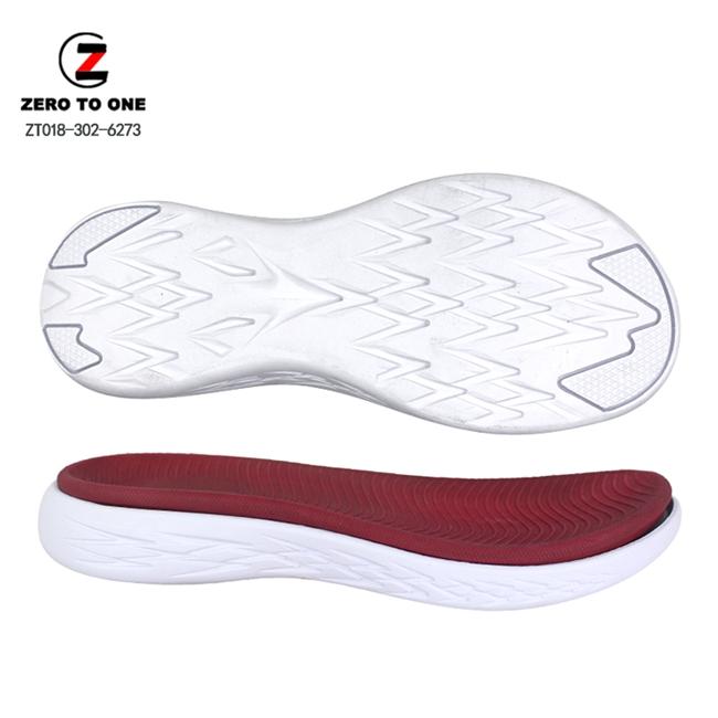 New Release EVA Sole Shoe Sandals High-Elastic Soles Material To Make Sandals Jinjiang Manufacturer