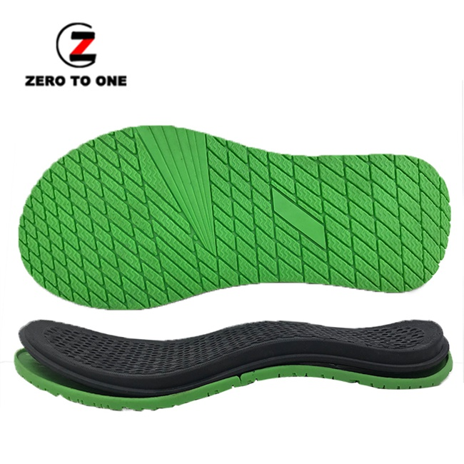 New Design EVA TPR Rubber Material To Make Sandal Outsole For Sandal Men Made In Jinjiang