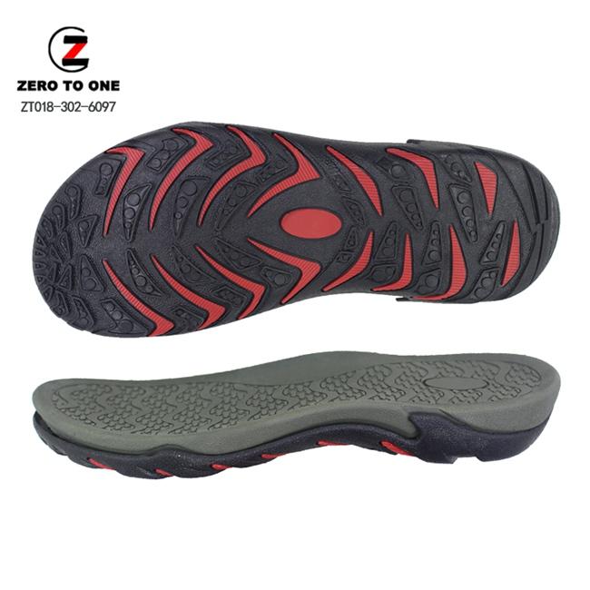 Professional Supplier EVA Phylon Sandal Outsole Anti-slip Shoe Sole For Sandal Making Customized Service