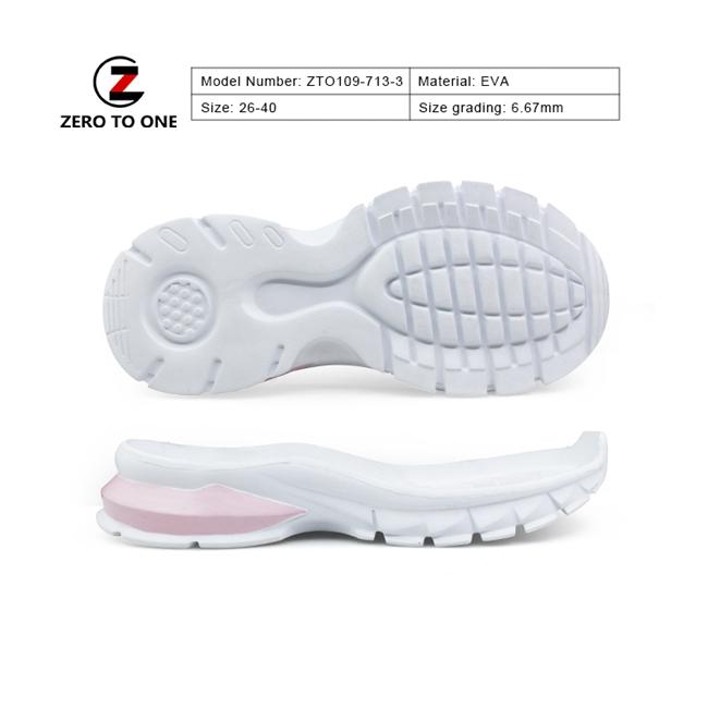 Brand New Applied Anti Slide Eva Children Casual Shoe Sole For Fitness