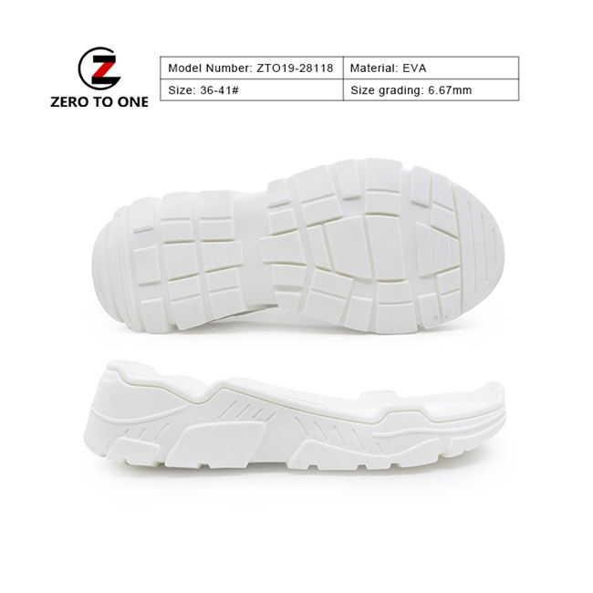 Brand New Soft Shockproof Maker Eva Outsoles Sports Shoes For Outdoor Shoe