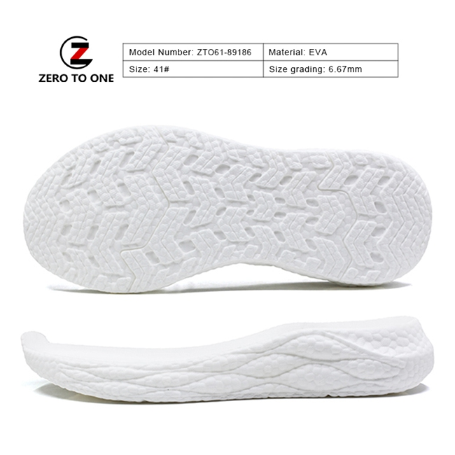 Classic Durable Anti Static Electricity For Shoe Maker Eva Injection Sports Running Shoes Soles In Gym