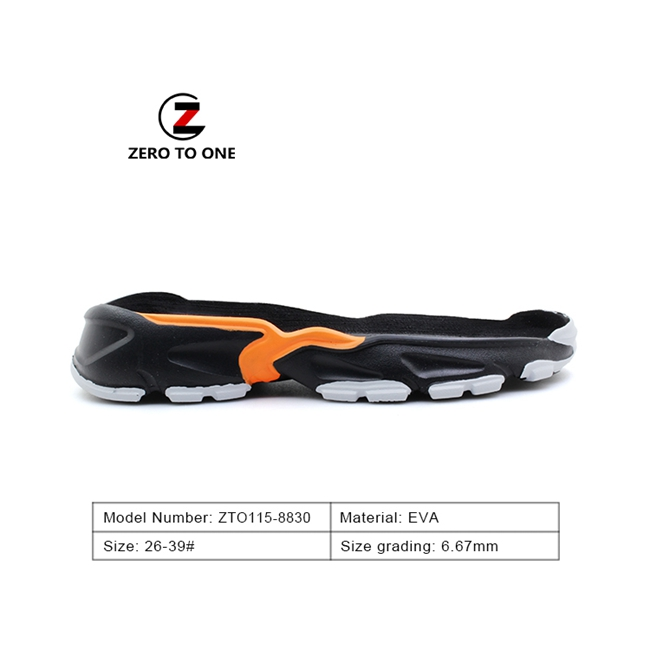 Excellent Quality Eco Friendly Antibacterial For Shoes Making Eva Sports Shoe In Hiking
