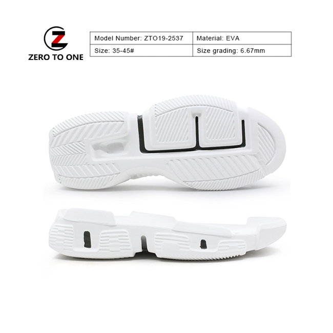 Fashion Design Anti Slide Making Eva Sole Sport Shoes For Walking