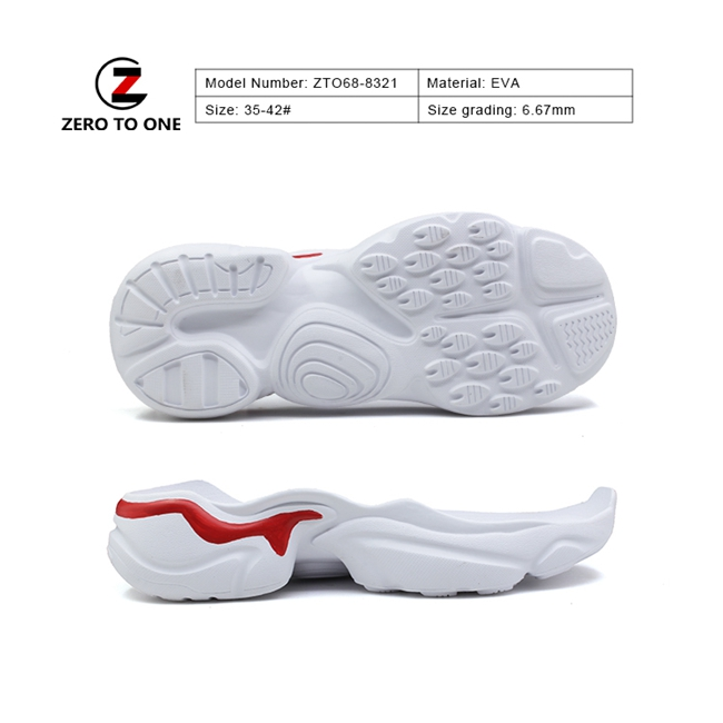 Factory Direct Selling Light Weight Anti Shock Shoe Maker Eva Sole Sport For Traveling