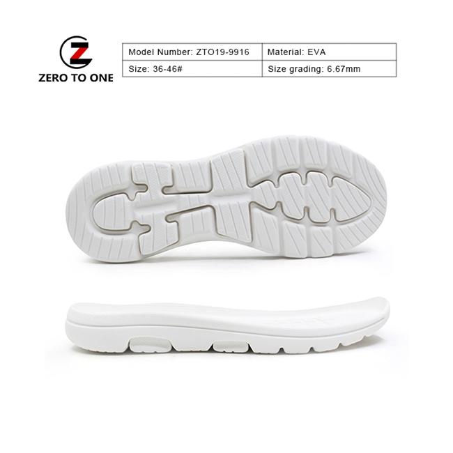 Hot Selling Trendy Good Antisepsis Maker Comfortable Eva Sport Shoe Sole For Training