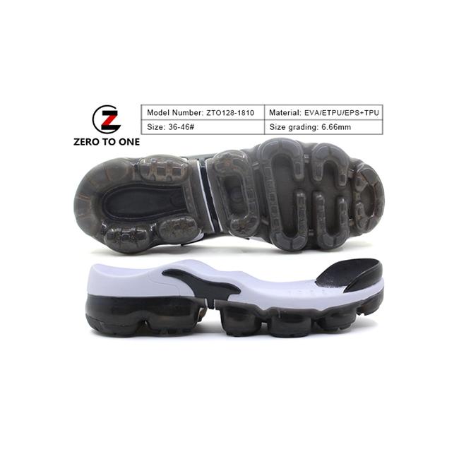 Jinjiang Zero To One Eva Etpu Eps Tpu Outsole For Shoe Making