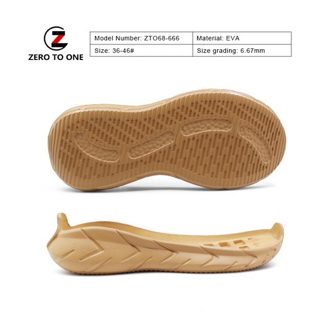 Multifunctional Sport Good Wear Resistance Maker Custom Eva Outsole Sports Shoe For Walking