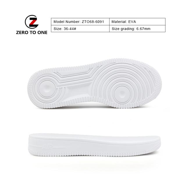 Newly Design Applied High Elasticity Maker Eva Fashion Sport Shoe Soles For Excursion