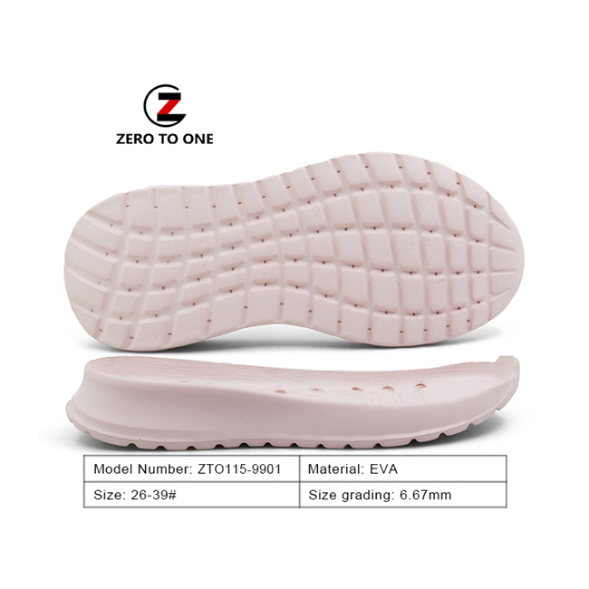 Newest Type Applied Hard Fold For Shoes Making Fashion Durable Sport Shoe Eva Outsole Sole In Walking