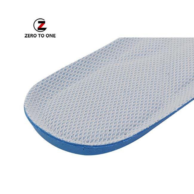 Zero To One Acupressure Flex Arch Foam Protection PU High Insole
