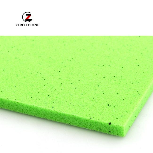 Brand New Breathable Pu Flexible Foam For Sports Equipment Making