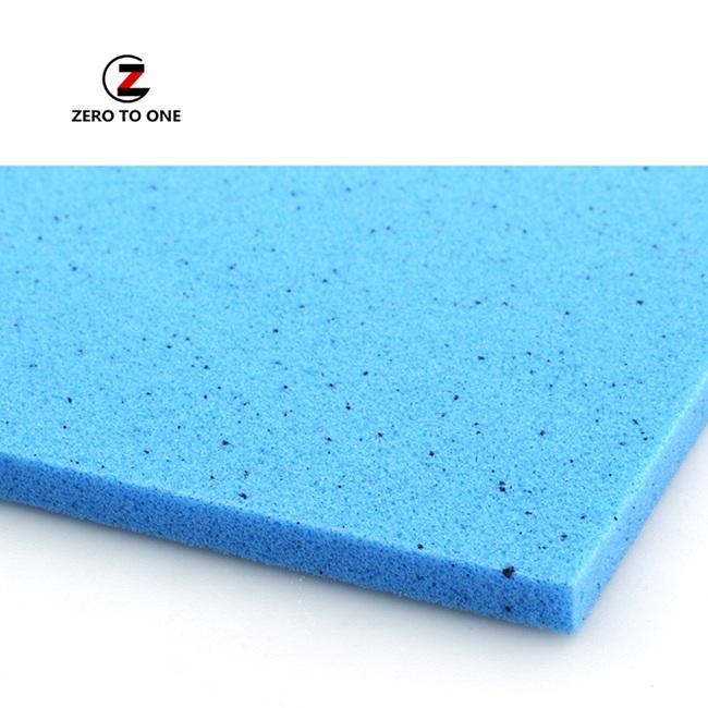 Jinjiang Wear Resisting Pu Insoles Foam Sheet For Shoes Inner Soles Making