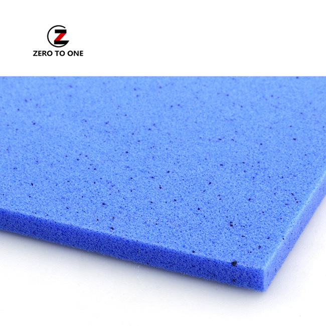 Plastic Washable Pu Sponge Sheet Insoles Material For Mattresses Making