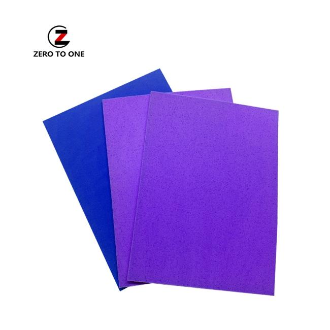 Plastic Washable Pu Sponge Material Anti-Smell Foam For Sports Equipment Making