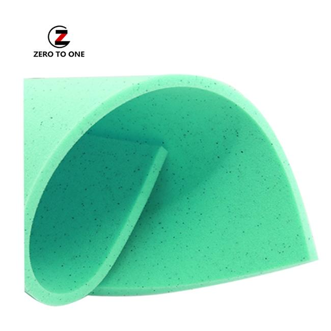 Professional Shock Absorption Pu Sponge Material Flexible Foam Sheet For Safa Making