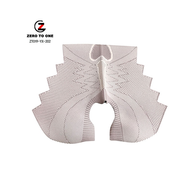 2020 New Style Men Women Outdoor Durable Lightweight Fly Cotton Knitting Upper For Gents Shoe