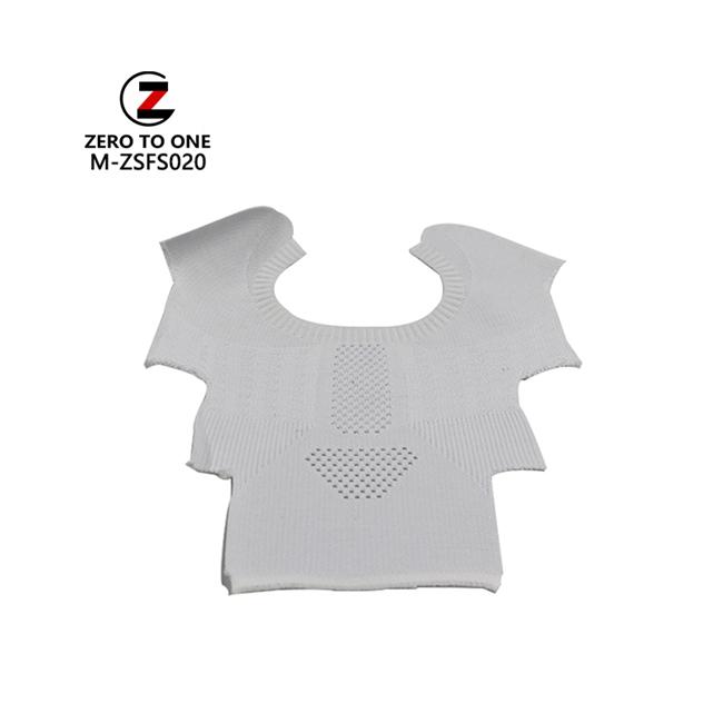 Hot Selling Design Fly Knitted Vamp Sport Shoe Upper Parts Semi-Finished Upper For OEM Service
