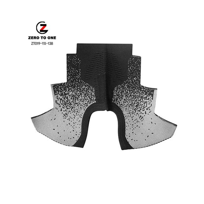 Latest Design Oem Sneaker Cotton Upper Factory Direct High Quality Women Men Running Shoe Upper