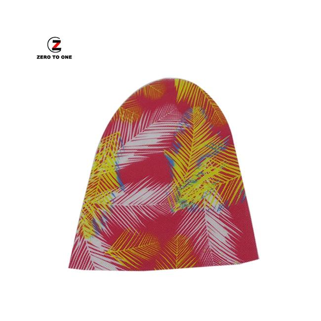 Manufactory Supplies Wholesale Breathable Men Shoe Vamp Fly Knit Shoe Upper
