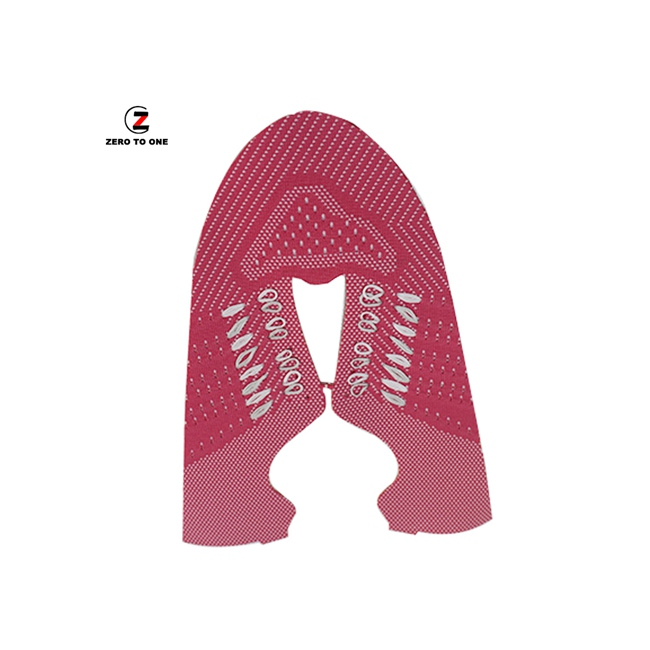 New Eco-friendly Comfortable Adult Knitting Sport Shoe Upper