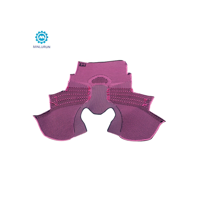 Wholesale Lightweight Material Flyknitting Upper For Adult Shoes