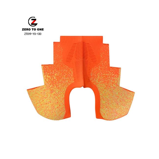 OEM Design Factory Manufacturer Removable Fly Nylon Knitting Breathable Upper Sport Top Selling