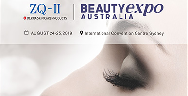 ZQ-II Sincerely invites you to join us at Beauty Expo Australia 2019