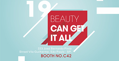 ZQ-II Sincerely invites you to join us at Brazil Beauty Fair 2019