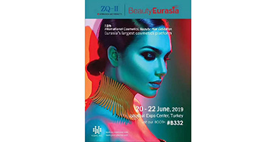 ZQ-II was invited to participate in the 2019 Turkey International Beauty Show Beauty Eurasia