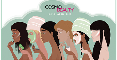 Cosmobeauty Barcelona Booth C214 from 6th to 8th ,April. Looking forward to seeing you