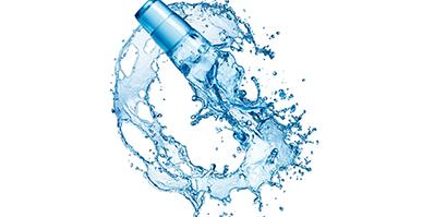 Hyaluronic acid, a powerful moisturizing reservoir